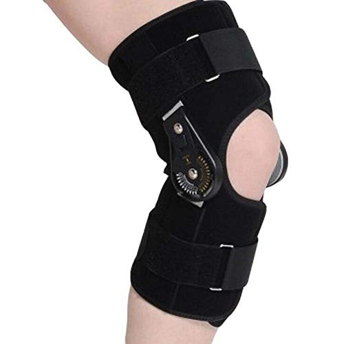 Kniebandage, verstellbare Kniebandage zur Haltungskorrektur bei Knieverletzungen, Erholung der Kniebelastung
