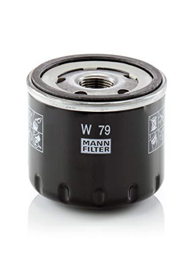 Originale MANN-FILTER Filtro Olio W 79 - Per Automob