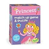 Best Peaceable Kingdom Kids Games - Peaceable Kingdom Princess Match Up Game & Jigsaw Review