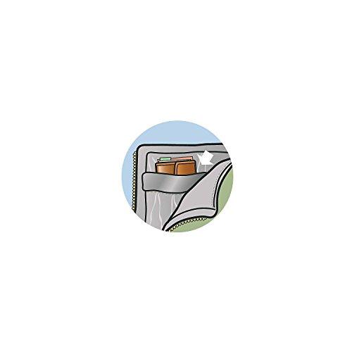 31WXtqKjeLL. SS500  - Coleman Unisex Big Basin Sleeping Bag, Green