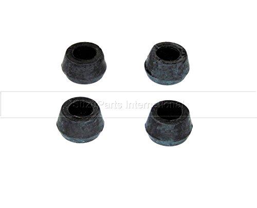 suzuki-samurai-sj410-sj413-santana-lj80-shock-absorber-bush-bushing-front-rear-4-pcs-41781-80000