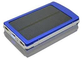 Solar power bank 10000 mAh for all mobiles 20 LED power light excellent gadget in emergency