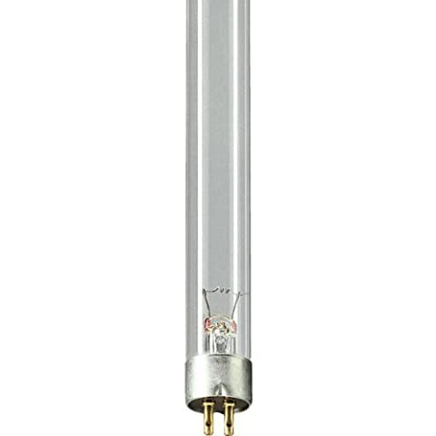 Philips Leuchtstofflampe, Ersatzleuchtmittel UV-C TL, 15 W, transparent, 43.7 x