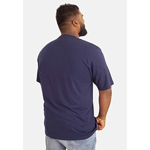 D555 da uomo Big King Size Manica Corta Camicia A Scacchi Con Cappuccio Taglie XL-6XL