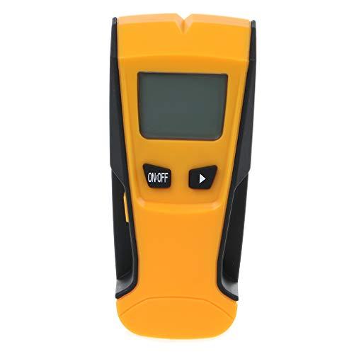 JunYe LCD Digital Wall Metal Detector Wood Stud Scanner Finder Three Detecting Modes Metal Detector Lcd