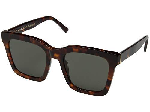 Retrosuperfuture Damen Sonnenbrille Montatura Colore Tartaruga