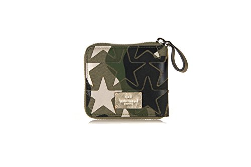 VALENTINO-Mens-Camustars-Leather-Canvas-Zip-Wallet-Camouflage