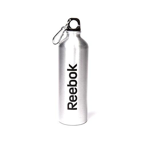 Reebok Sports Water Bottle Al 75cl Carabiner RABT-A75ALREBOKC