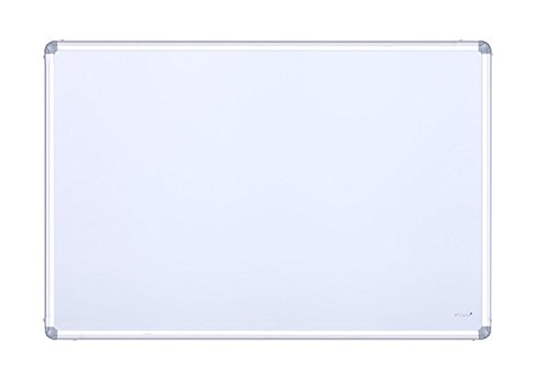 NOVICZ Double Side Magnetic White Board Writing Drawing Board Dry Erase Board - 25 x 35 Cm (0.8 x 1.2 Ft.) - Marker whiteboard  available at amazon for Rs.240