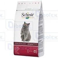 SCHESIR CAT Sterilized Pollo 10 Kg.