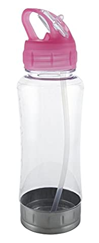 Hydration Sports Water Bottle Leak proof and BPA-Free perfect for Hikes, Trekking, Yoga, Weightlifting or Any Other Outdoor Activities (600 ml, 21 oz)