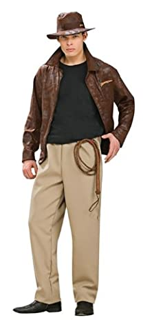 Kostüm-Set Indiana Jones Deluxe, Größe M
