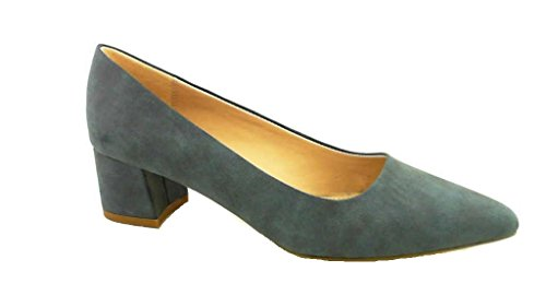 Esprit Damen - Pumps- Laurel, 018EK1W011-400 (39 EU, Blau)