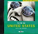 Fit for the U.S. Survival Tactics: Fit for the United States, 1 Audio-CD zum Lehrbuch