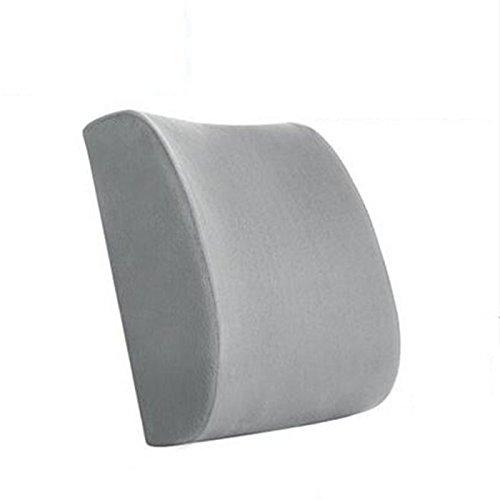 Oreiller à la taille Office Coussins à lame lombaire Coussins lombaires Oreiller Oreiller Mémoire à oreiller Coussin en coton Coussin de dossier (Couleur : A1)