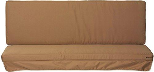 Beo PY201 Hollywood Schaukelauflage mit wasserabweisendem Bezug Sand 180 x 56 cm
