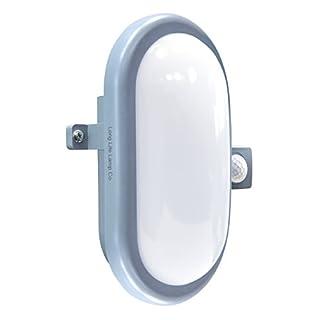 10w PIR Outdoor LED Movement Sensor Bulkhead Security Wall Light