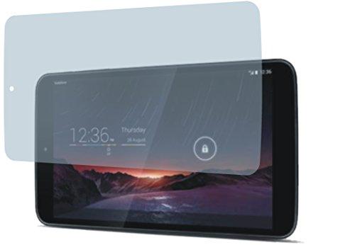 4ProTec Vodafone Smart 4G Tab (4 Stück) Premium Bildschirmschutzfolie Displayschutzfolie ANTIREFLEX - Kratzfest UND PASSGENAU