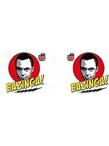 Official The Big Bang Theory Sheldon Bazinga! Mug