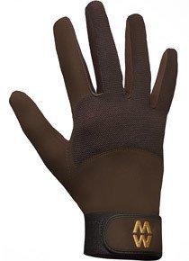 MacWet Climate Long Cuff - black - 8 (MacWet Lange Climatec-Handschuhe, Schwarz, 8)