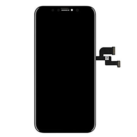 ORIGINAL iPhone X OLED Display IPHONE X - DIGITIZER COMBO (Space Grey Silver)