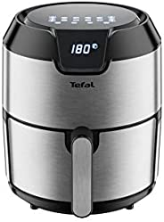 Tefal Easy Fry, Oil less air fryer, delicious fried food with little to no oil , Digital interface, 4.2-Litres