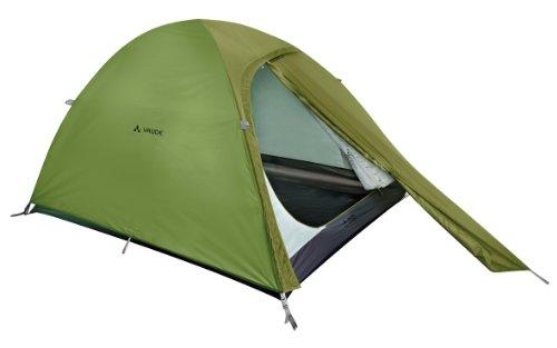 VAUDE Campo Compact 2P Tenda a Cupola per Campeggio e Trekking, Unisex...