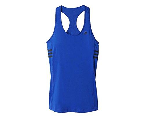 Adidas débardeur de sport pour femme avec soutien-gorge Bleu - Bleu