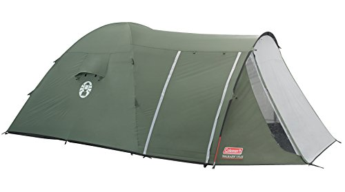 Coleman trailblazer plus tenda, 5 posti