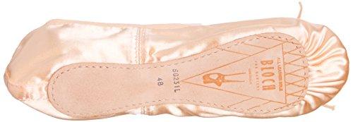 Bloch Prolite Satin, Scarpe da Danza Donna Rosa (Pink)