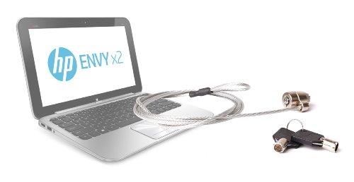 Câble antivol universel de sécurité à verrou de 1,8m pour ordinateur portable HP Pavilion g6-2244sf, HP HP Compaq Presario CQ58 250SA