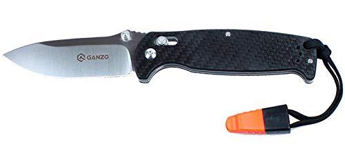 Ganzo G7411 - Cuchillo Fibra de Carbono