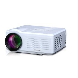 Flying Colourz Uhappy U35 800lm 640*480 Home Theater Mini Projector