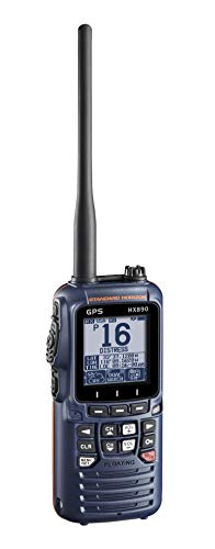 Standard Horizon HX890E VHF Handheld (Marineblau) -