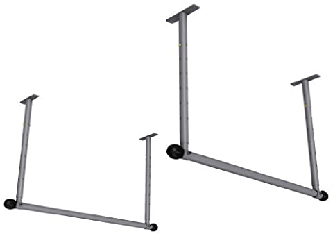 Crawford OH2 Stor-A-Way Adjustable Overhead Storage System by Crawford