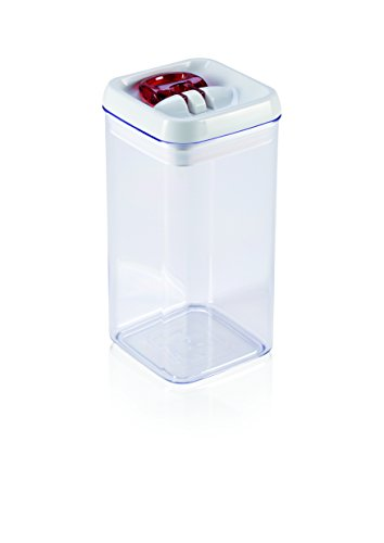 Leifheit 31210 Vorratsbehälter Fresh&Easy 1,2 L eckig
