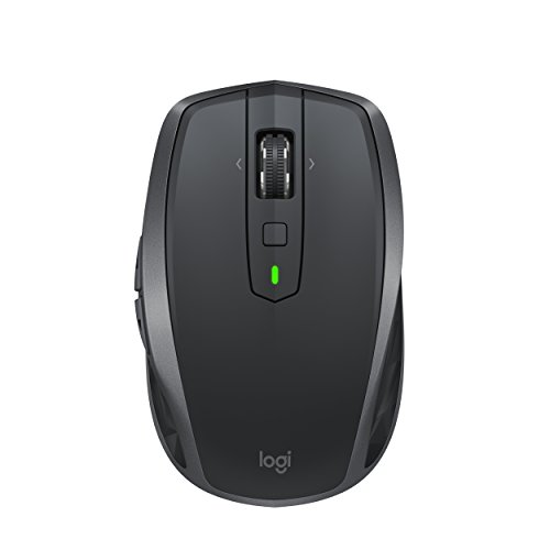 Logitech MX Anywhere 2S Wireless Mouse with FLOW Cross-Computer Control and File Sharing for PC and Mac – 910-005132