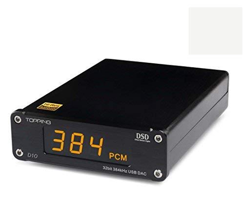 HiFi Décodeur Amplificateur Topping D10...