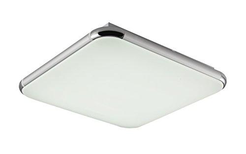 Plafoniera Ufficio : Plafoniera led watt lampada da soffitto piatta a basso consumo