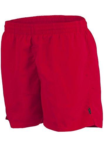 Uomini OCTOPUS originali Pantaloncini da bagno Bermuda Molti colori alla moda taglie S-4XL qualità selezionabile di Octopus f5368 PROFONDO ROSSO - RED