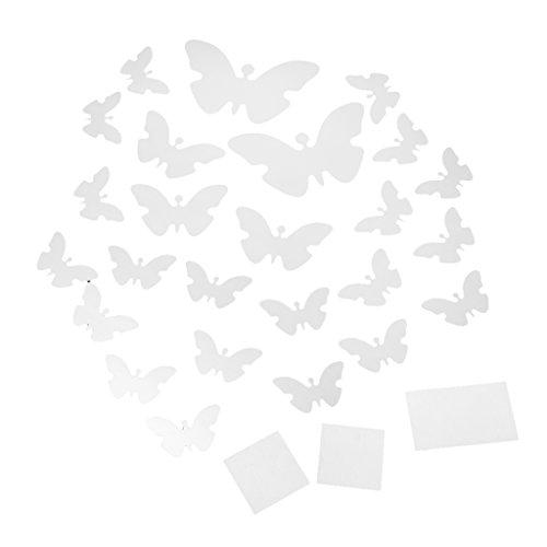 25pcs-Espejos-Adhesivos-de-Pared-Pegatinas-Adornadas-de-Pared-en-Forma-de-Mariposa