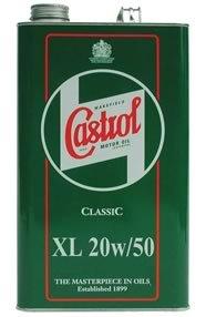 Castrol – Huile moteur – CLASSIC XL 20W50 – 5 LITRES pas cher