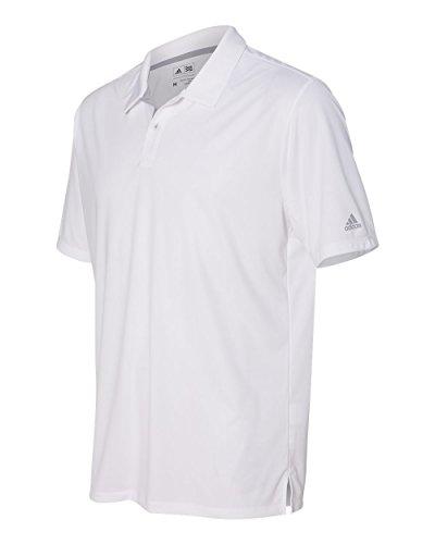 adidas Herren Poloshirt Weiß