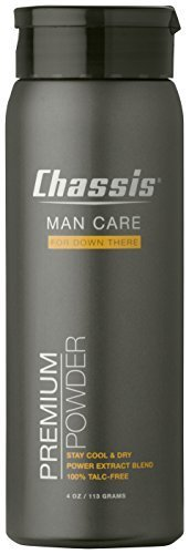 Chassis Premium Powder For Men 113 Gms