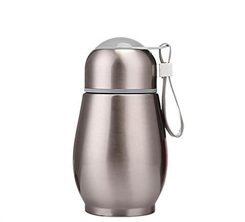 Edelstahl-Thermoskanne Edelstahl Isolierbecher täglich Notwendigkeiten Filter Tasse , 1