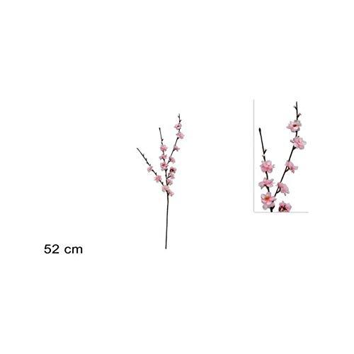 DUESSE Fiore di pesco a rametto per Regali addobbi di Pasqua da Decorazioni pasquali casa da vetrina Negozio