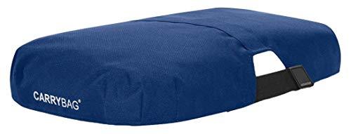 Reisenthel carrybag cover Abdeckung für Tragekorb, Polyester, navy, 48.5 x 28.5 x 6.5 cm