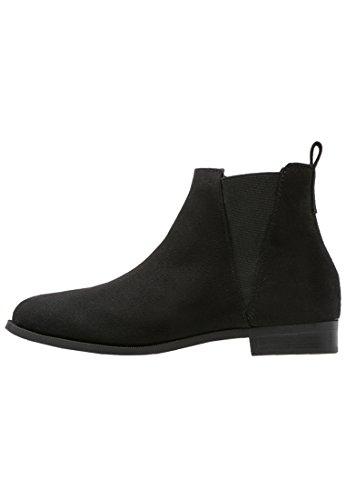Anna Field Ankle Boots Stiefel Damen Schwarz, Größe 36 (Grüne Ankle Boots)