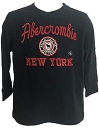 Abercrombie Kids - Camiseta de Manga Corta - para niño