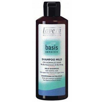 Base de lavera Sensitiv légère shampooing, 250 ml
